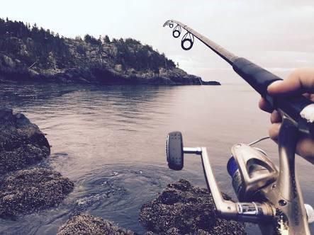 教えるのは釣り方だけ?