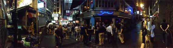 香港ツアーの話、お金を増やす人と落とす人 ランカイフォン